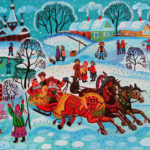 Christmas Auction to support Russian house #1