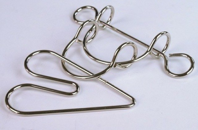 Heart Shape Metal Wire