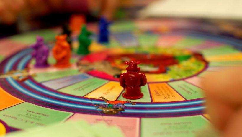 Cashflow board game