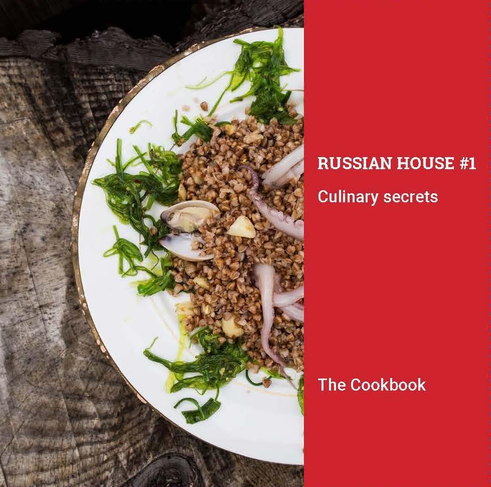 CookBook: RUSSIAN HOUSE #1 Culinary secrets