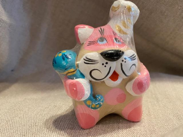 Clay Cat-Cook