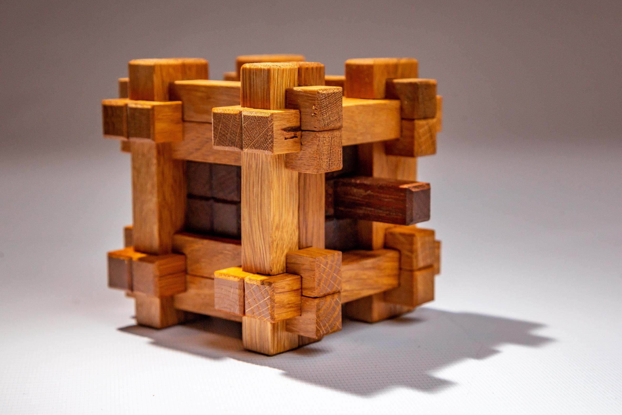 Cube in Jail (Куб в клетке)